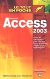 Mike Gunderloy et Susan Sales Harkins - Access 2003.