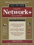 Mike Meyers - All-in-one CompTIA Network Exam N10-005 - Exam Guide. 1 Cédérom