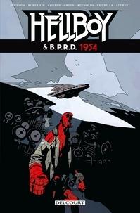 Mike Mignola et Chris Roberson - Hellboy & B.P.R.D. Tome 3 : 1954.