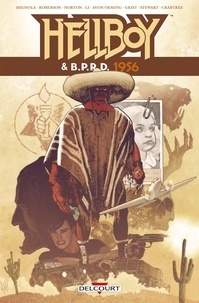 Mike Mignola et Chris Roberson - Hellboy & B.P.R.D. Tome 5 : 1956.
