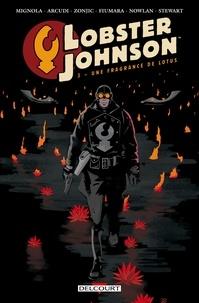 Mike Mignola et John Arcudi - Lobster Johnson Tome 3 : Une fragrance de lotus.