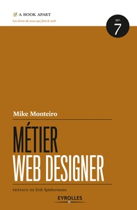 Mike Monteiro - Métier Web Designer.