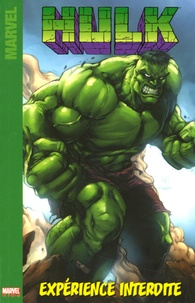Mike Raicht et Mike Sumerak - Hulk Tome 1 : Expérience interdite.