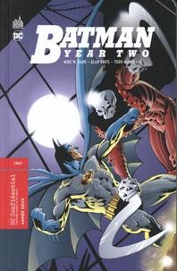 Mike W. Barr et Alan Davis - Batman - Année deux.