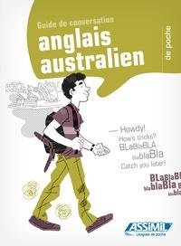 Mike Zeedel et Conrad Stein - L'anglais australien de poche.