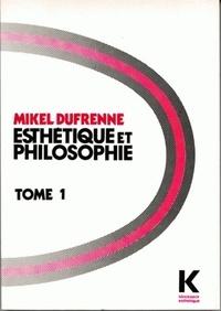 Esthétique et philosophie - Tome 1.pdf