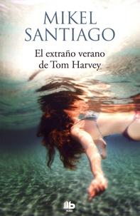 Histoiresdenlire.be El extraño verano de Tom Harvey Image