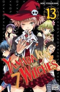 Miki Yoshikawa - Yamada Kun & the 7 Witches Tome 13 : .