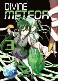 Mikihisa Konishi - Divine Meteor Tome 3 : .