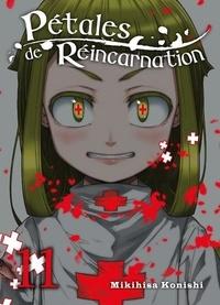 Mikihisa Konishi - Pétales de réincarnation Tome 11 : .