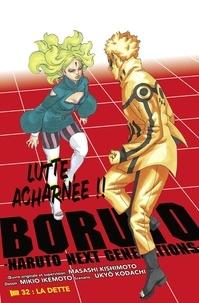 Mikio Ikemoto et Masashi Kishimoto - Boruto - Naruto next generations - Chapitre 32.