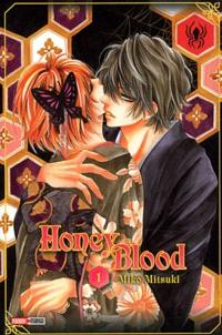 Miko Mitsuki - Honey Blood Tome 1 : .