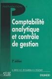 Mikol - Comptabilité analytique et contrôle de gestion.