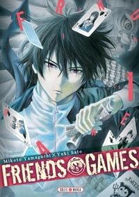 Mikoto Yamaguchi - Friends Games T01.