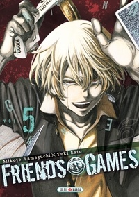 Mikoto Yamaguchi - Friends Games T05.