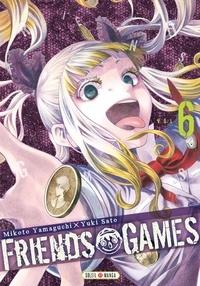 Mikoto Yamaguchi - Friends Games T06.