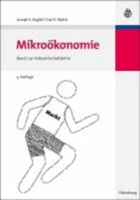 Mikroökonomie 1 zur Volkswirtschaftslehre.