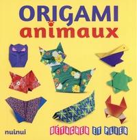 Mila Bertinetti Montevecchi et Rita Foelker - Origami animaux.