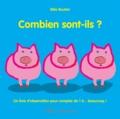 Mila Boutan - Combien sont-ils ? - Un livre d'observation pour compter de 1 à... beaucoup !.