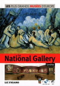 Mila Magistri - National Gallery, Londres. 1 DVD