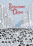 Milad Nouri et Tian-You Zheng - Bienvenue en Chine.