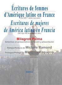 Birrascarampola.it Ecritures de femmes d'Amérique latine en France - Du XIXe siècle à nos jours, édition bilingue français-espagnol Image