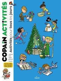 Milan - Activités pour tous les jours - Un livre malin pour s'amuser toute l'année.