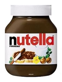 Milan - Nutella box.