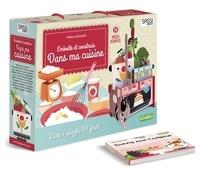 Milena Zanotelli et Valentina Facci - Emboîte et construit - Dans ma cuisine - Livre plus puzzle 3D géant.