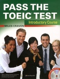 Miles Craven - Pass the TOEIC Test - Introductory Course. 1 CD audio MP3