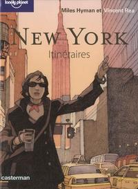 Miles Hyman et Vincent Rea - New York.