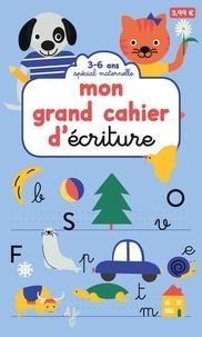 Milkids et Marguerite Courtieu - Mon grand cahier d'écriture.