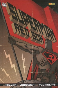 Millar et  Plunkett - Superman  : Red Son.