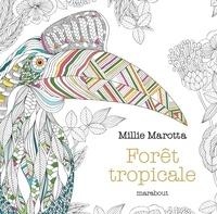 Millie Marotta - Forêt tropicale.