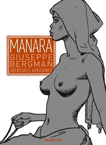 Giuseppe Bergman  Aventures africaines