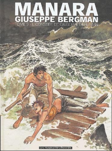 Milo Manara - Giuseppe Bergman Tome 9 : L'Odyssée de Giuseppe Bergman.