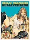 Milo Manara - Gulliveriana.
