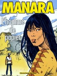 Milo Manara - L'homme de papier.