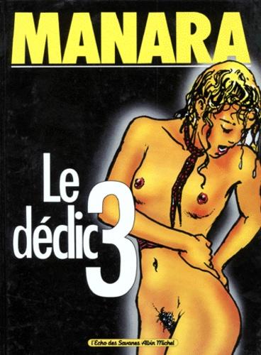 Milo Manara - Le déclic Tome 3 : .