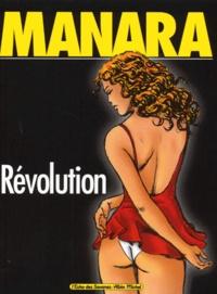 Milo Manara - Révolution.