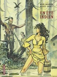 Milo Manara et Hugo Pratt - Un été indien.