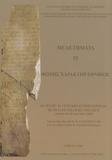 Miltiade Hatzopoulos - Actes du Ve Congrès international de dialectologie grecque - Athènes, 28-30 septembre 2006.