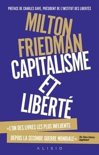 Téléchargez des livres en anglais Capitalisme et liberté par Milton Friedman 9791092928976