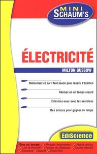 Milton Gussow - Electricité.