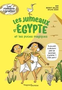 Mim et Benoit Bajon - Les jumeaux d'Egypte et les puces magiques.