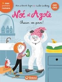 Mim et Benoit Bajon - Noé et Azote Tome 12 : Chacun ses poux !.