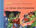 Mimi Barthélémy et Clémentine Barthélemy - La reine des poissons - Conte d'Haïti. 1 CD audio