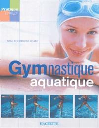 Mimi Rodriguez Adami - Gymnastique aquatique.