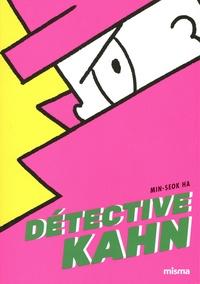 Min-Seok Ha - Détective Kahn.
