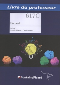 Satt2018.fr L'Accueil Bac Pro ARCU - Livre du professeur Image